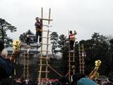 金沢市消防出初式(クリックで拡大)