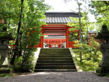 金澤神社(クリックで拡大)
