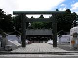 石川護国神社(クリックで拡大)