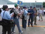 小松基地航空祭 パイロットのサイン