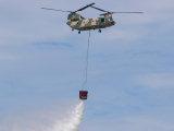 小松基地航空祭 消火訓練