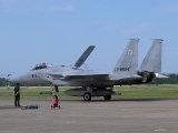 小松基地航空祭 F-15