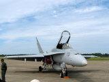 小松基地航空祭 F-18