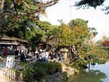 兼六園 茶屋
