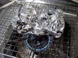 ホイルに包んで焼いても美味しいですよ